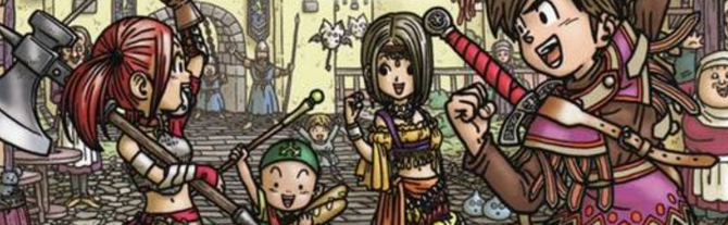 Dq9 review