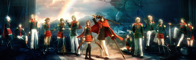 Final Fantasy Type-0 Import Review