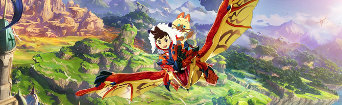 Monster hunter stories big pic