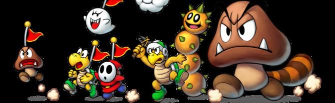 Mario Luigi Superstar Saga Bowser S Minions Rpg Site