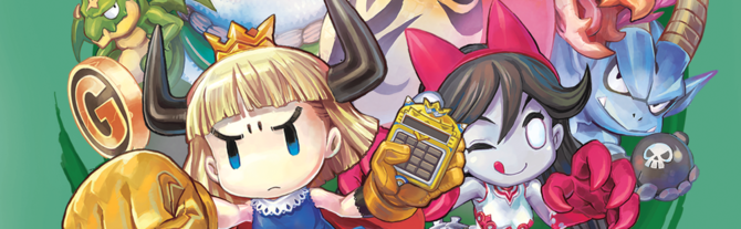 Penny-Punching Princess Preview