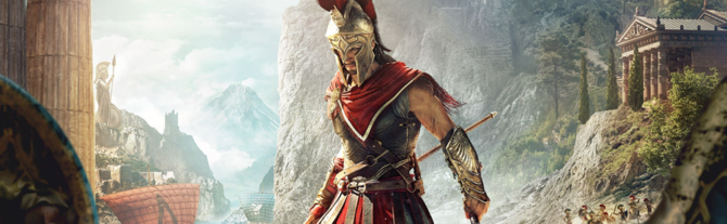Assassins creed odyssey big