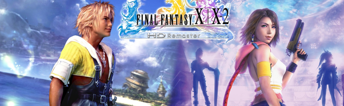 Final Fantasy X & X-2 HD Remaster Switch Review