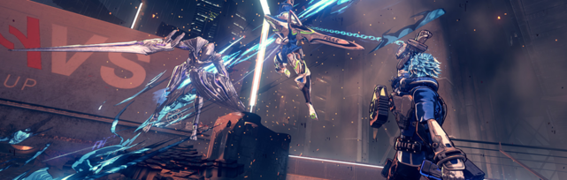 Astral Chain Hands-on