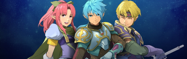 Star Ocean: First Departure R - A quick chat with illustrator Katsumi Enami