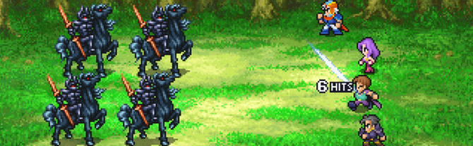 Final Fantasy 1-3 Pixel Remaster Review