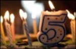 RPG Site - Five Years Old Today