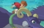 Ni no Kuni: Wrath of the White Witch Gamescom 2012 trailer