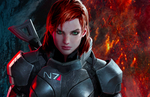 Mass Effect 3: Citadel and saying goodbye to Shepard & crew