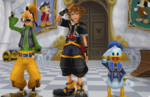 New screenshots for Kingdom Hearts HD 2.5 ReMIX