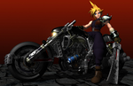 Final Fantasy VII minigame G-Bike coming to mobile