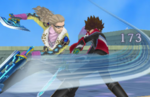 Tales of Hearts R gameplay clips
