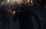 Bloodborne gameplay trailer leaks