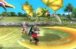 A few more Final Fantasy Explorers screenshots