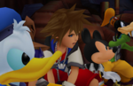 Kingdom Hearts HD 2.5 ReMIX - Re:coded Screenshots