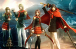 Final Fantasy Type-0 HD will release next year