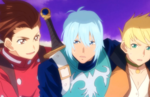 Four more characters added to the Tales of the World: Reve Unitia roster