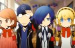 Persona Q - Persona 3 Story Trailer