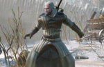 The Witcher 3 Igromir Screenshots