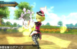 More Final Fantasy Explorers screenshots introduce the Bard class