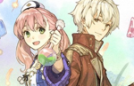 First screenshots for Atelier Escha & Logy Plus