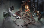 Bloodborne's  Multiplayer 'Chalice' dungeon revealed at PlayStation Experience