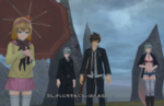 New Tales of Zestiria clips show off Rose fusion forms, Blue Exorcist costumes, more