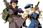 Etrian Mystery Dungeon introduces the Gunner class