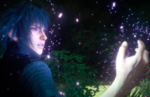 Final Fantasy XV Episode Duscae screenshots show monsters and fields