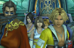 Final Fantasy X & X-2 HD Remaster for PS4 dated May 12th in NA, includes cross-save and soundtrack toggle