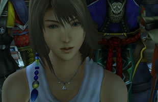 Here's some PS4 Final Fantasy X HD Footage