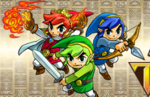 The Legend of Zelda: Triforce Heroes announced for 3DS