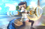 Extreme Dimension Tag Blanc + Neptune VS Zombie Army's first direct-feed screenshots