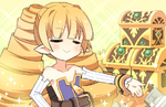 Disgaea 5 layers its brand of comedy over a mature setting
