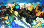 Odin Sphere: Leifdrasir leaps onto the PS4, PS3, and PS Vita