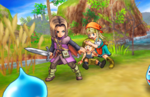 First screenshots for Dragon Quest XI