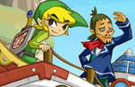 Zelda Phantom Hourglass and Spirit Tracks available now for Wii U now in Europe