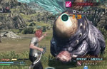 Watch us wander through Xenoblade Chronicles X's massive open world
