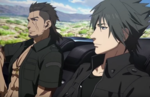 Final Fantasy XV anime begins tonight, CG film to follow