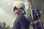 New NieR: Automata screenshots introduce '9S' and 'A2'