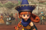 Dragon Quest Heroes II screenshots showcase Alena, Kiryl, Maya, Terry, and Jessica
