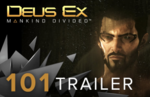 Deus Ex: Mankind Divided - 101 Trailer, Collector's Editions detailed