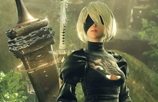 Nier Automata Interview: Square talks RPG systems and the Platinum partnership