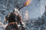 Extended gameplay of Dark Souls 3 Ashes Of Ariandel DLC released