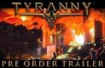 Tyranny Release Date set for November