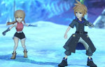 World of Final Fantasy Guide: How to beat Icicle Ridge's Ice Puzzles