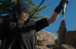 New Final Fantasy XV screens show off Leviathan, guest characters and more
