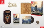 The Legend of Zelda: Breath of the Wild gets the collector's edition treatment