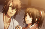 First English Screenshots for Hakuoki: Kyoto Winds