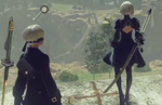 Watch 27 minutes of NieR: Automata gameplay